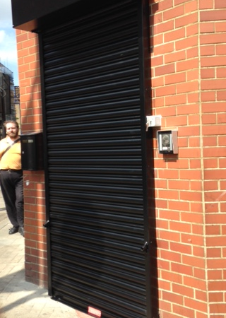 MW Solicitors, 1ph Roller Shutter