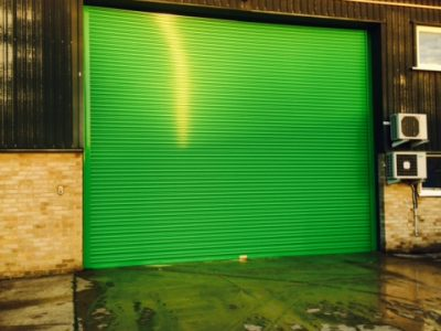 Solus ARC, 3ph Industrial Shutter